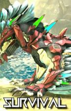 The Gliding Dragon (Male Rock Drake Reader X Azur Lane) by DRAGHN