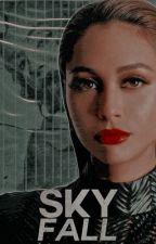 SKY FALL ━ spencer reid  by sweetvinyls