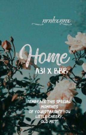 HOME•A3!X BBB  by _nrnhxnnx_