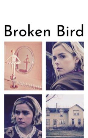 Broken Bird by Red-Merchant