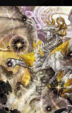Cosmic Onni Dragon godking by Yarel67