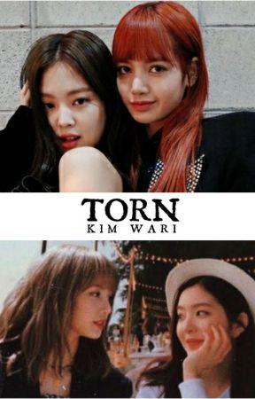 T O R N by kimwari25