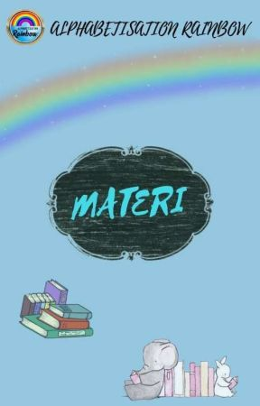 MATERI ALPHABETISATION RAINBOW by AR_Rainbow