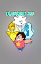 Diamond AU: Steven Universe by donutgirl337