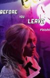Before You Leave  cover