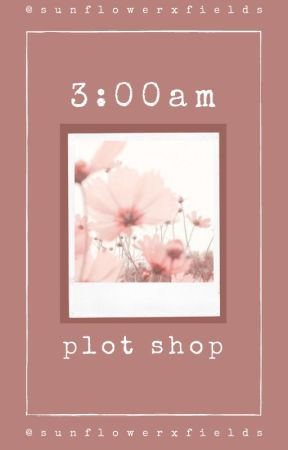 3 : 0 0 a m - Plot Shop by sunflowerxfields