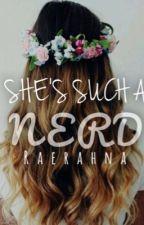 She's Such A Nerd by raerahna