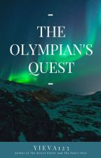 The Olympians' Quest by yieva123
