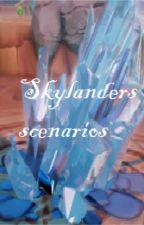 Skylander scenario ideas by roxythefox333