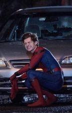 Watching Spider-Man:FFH by mintaegi347