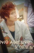 Novio Agresivo & Obsesivo |Taemin y tu| de natalyJ2