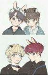 My Cute Little Hybrids    Kpop groups + Fem!Reader cover