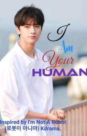 I Am Your Human by MissDP_nili