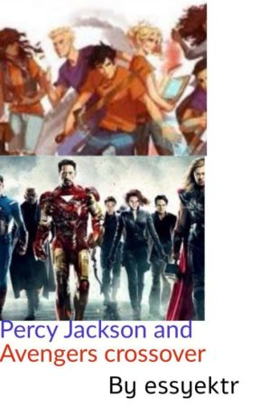 The New Olympian (An Avengers And Percy Jackson Crossover) by essyektr