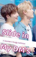 Slide in my DM's by bangchan-xo