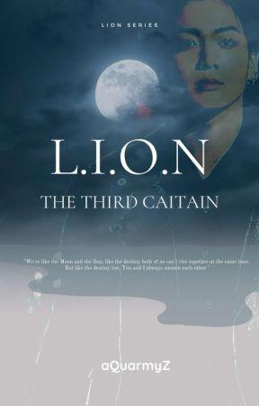 Lion #3 : The Third Captain! Jeon by Aquarmyz