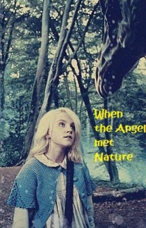 When the Angel met Nature by Luna_Strix