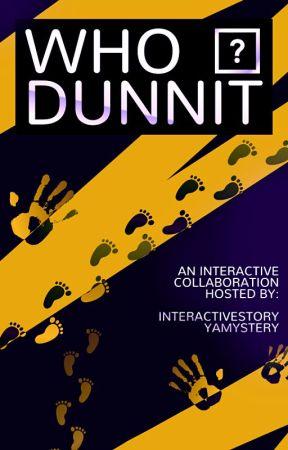 Whodunnit [An Interactive Wattpad Cluedo Game] by AlternativeStorytelling