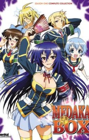 Why do I have to Help (Medaka Box harem x Male Reader) by Nightmarefredbear666