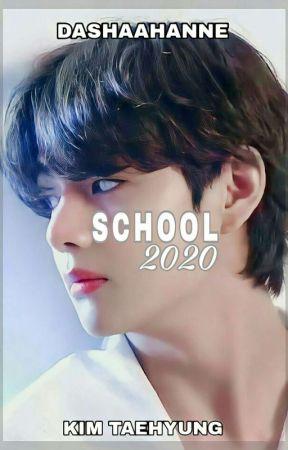 [C]SCHOOL 2020 :                                  김태형 by dashaahanne