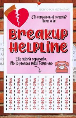 Breakup Helpline by AllySmith99