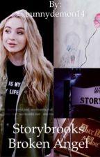 Storybrooks broken angel by bunnydemon14