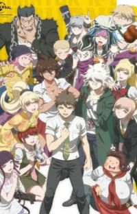 Danganronpa text messages sdr2 cover