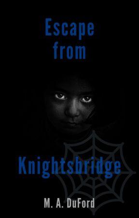 Escape from Knightsbridge by MichaelADD