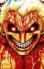 Raian Kure the devil slayer (DXD x kengan ashura) by BounphengMixay