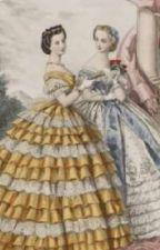 Adelaide & Elizabeth od Lilylindarose