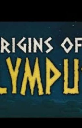 ~*+Origins Of Olympus - OneShots+*~ by Anabelle-yaoifan
