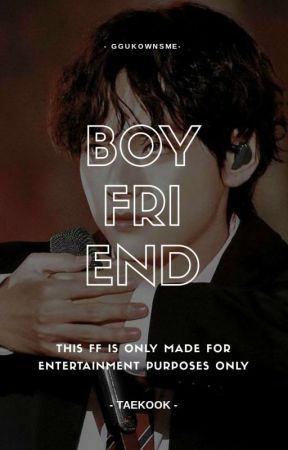 Boyfriend | vkook  by ggukownsme