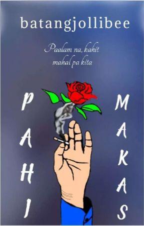 Pahimakas | Poetry by batangjollibee
