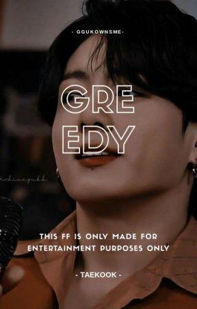 Greedy-one shot | vkook by ggukownsme