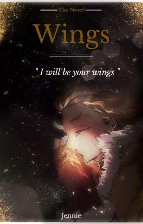 Wings // HawksFemDeku by msjennie_chan