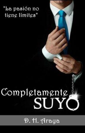 Completamente SUYO by DHAraya