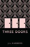 THREE DOORS cover