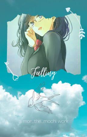 Falling {{K. Shimizu}} by mor_the_mochi
