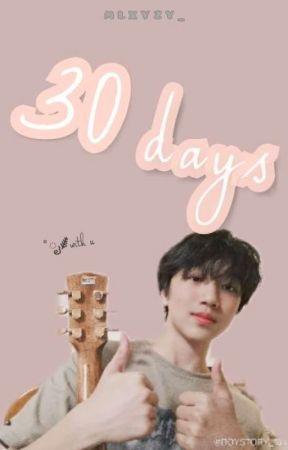 30 Days || Mingrui by mlxyzy_
