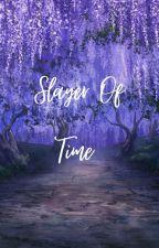 Slayer of Time (Demon Slayer X OC) by Miyamusubi