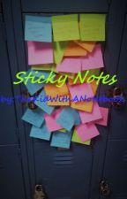 Sticky Notes by TheKidWithANotebook