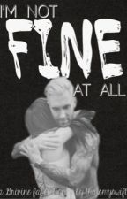 I'm Not Fine At All (A Grivine Fanfiction) by thatsmyswift