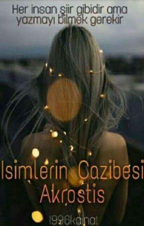 ~AKROSTİŞLERİM~ by pavyonlardayavsak