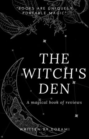 The Witch's Den ⍋ BTS book reviews by teaa_mi
