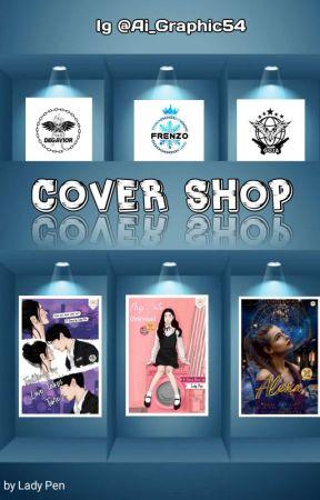 Cover Wattpad (OPEN) by Lady_Pen54