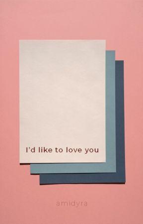 I'd like to love you by skyfty