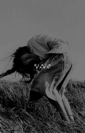 black barn by parasaluman