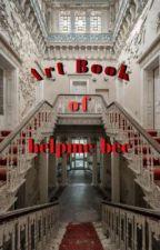 my art book ☆ by helpme-bee