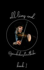 All Lives End // sherlockxreader [BEING EDITED] by yourbakerstreetbabe