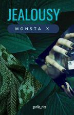 Jealousy (MONSTA X) by garlic_rice